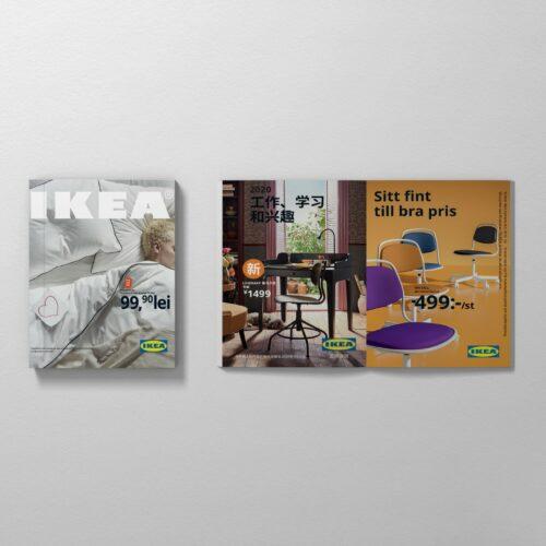 Katalogproduktion IKEA