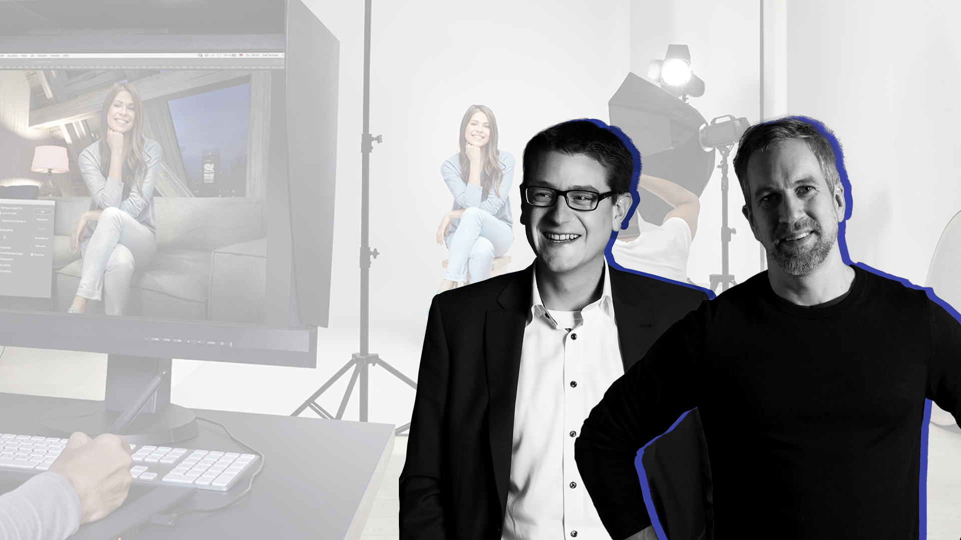 VIDEO: M+M-TrendFlash: Virtual Studio